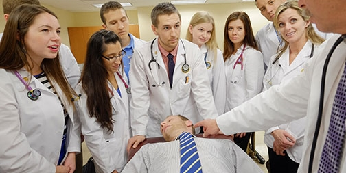Physician Assistant Program Department At Heritage University
