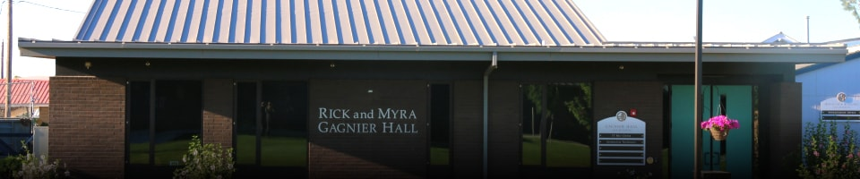 Rick and Myra Gagnier Hall