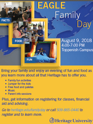 Eagle Family Day