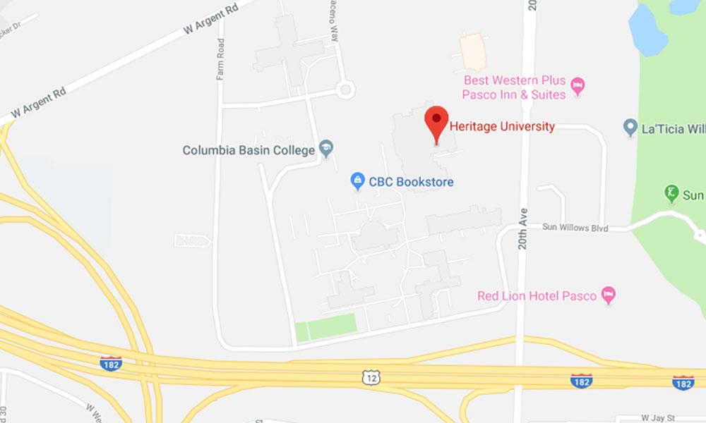 Tri Cities Heritage University Campus In Pasco Washington